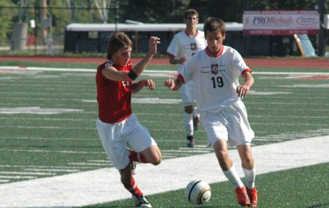 Boys Soccer Defeats Parkway South