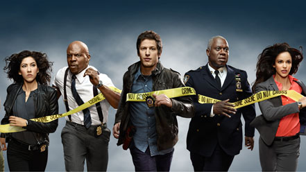 Brooklyn 99 steals audiences attention
