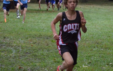 McIntyre wins conference, team finishes second