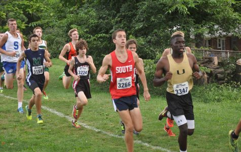 King of Improvement: Cross country helps junior find his stride