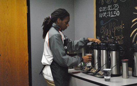 Coffee Shop offers business experience