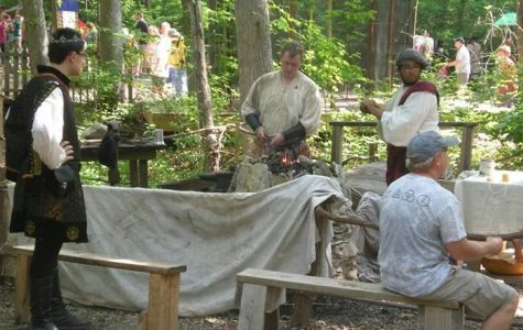 Re-enactors Join Ye Old Faire Throughout the Year