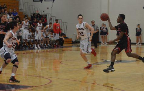 Boys varsity basketball takes Parkway crown