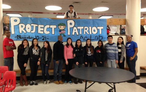 Project Patriot collects thousands of items