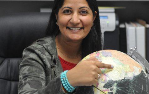 Shah leaves for education job overseas