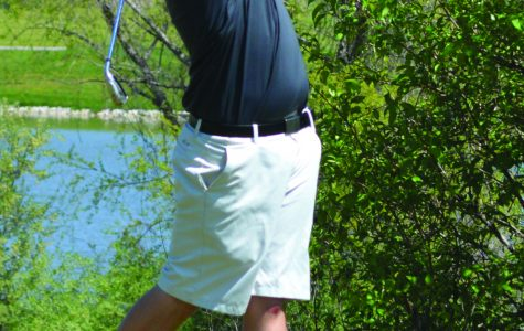 Golfer finds other passion
