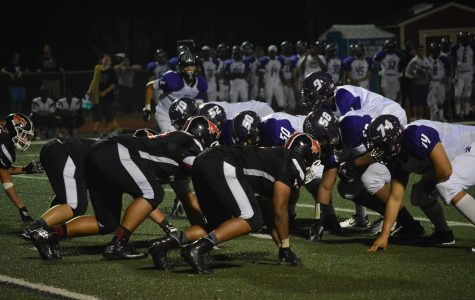Football loses to Parkway North on Sept. 4