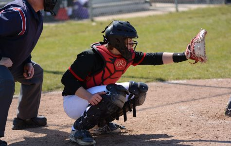 Catcher plays key role in team's success