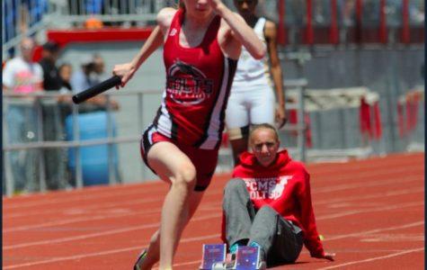 Sophomore runner builds off gymnastics background