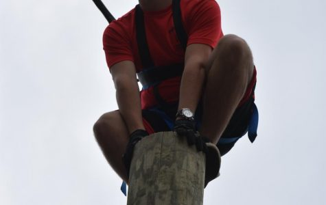 Adventure Pursuits Rock Climbing Field-Trip