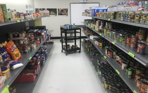 District Pantry Helps Those in Need for the Holidays