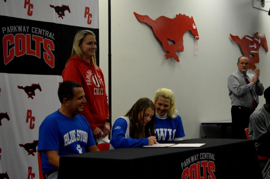 Committed College Athletes: Lizzy Millner