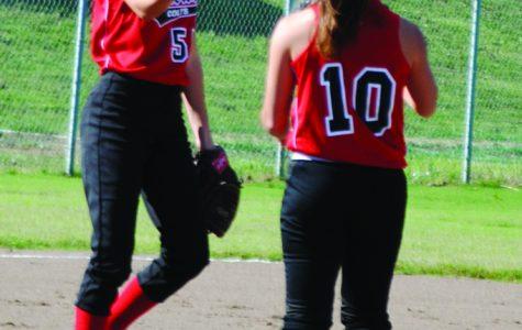 Softball aims to turn record around