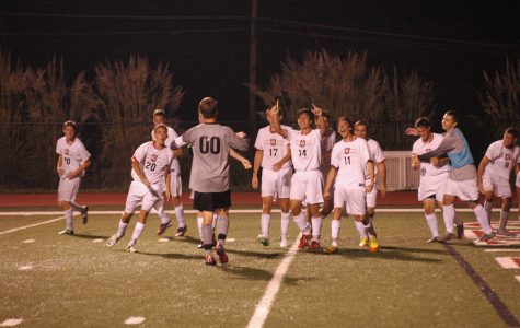 Soccer Defeats Webster Groves In OT