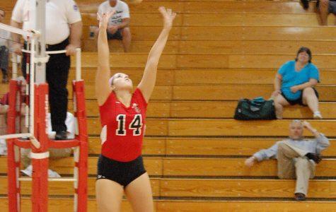 Girls volleyball defeats Pattonville 2-0