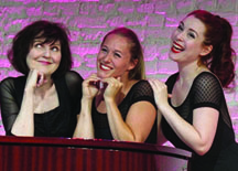 Former Pizzazz choreographer writes musical