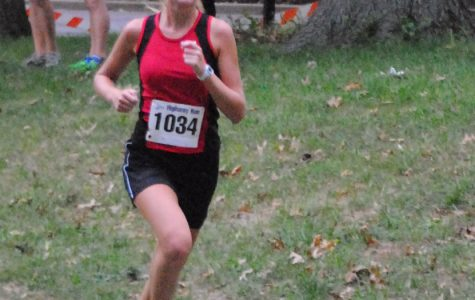 Friesen leads cross country team
