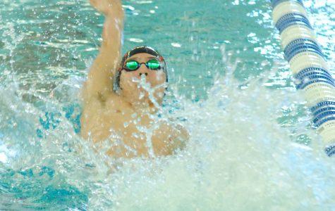 New leadership guides swim team