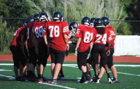 Lewis leads freshmen to rivalry victory