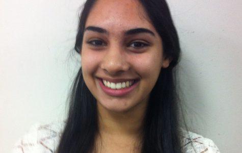 Sophomore Sarah Abraham goes to India