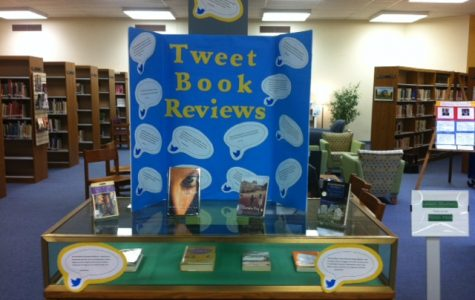 Librarian starts book review blog