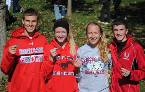 Four runners qualify for state