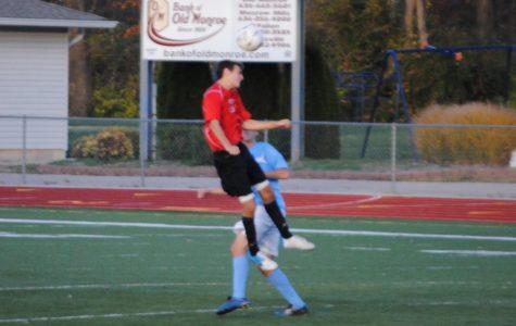 Soccer falls short in Quarterfinals