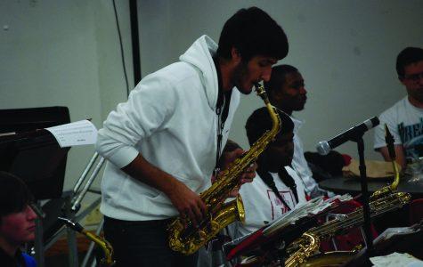 Jazz band gets into rhythm as year progresses