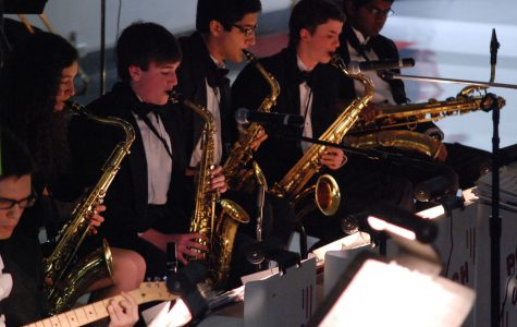Jazz band, swing choir hold annual Big Band Dance