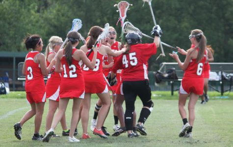 Young girls lacrosse team looks to move on