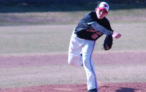 Varsity Baseball shuts out St. Charles