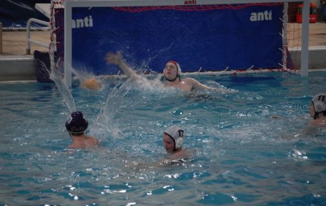 Varsity water polo defeated by Eureka