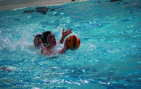 Water polo wraps up rebuilding season