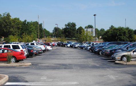 Parking lot problem