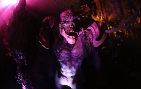 Local haunted houses provide thrills and chills
