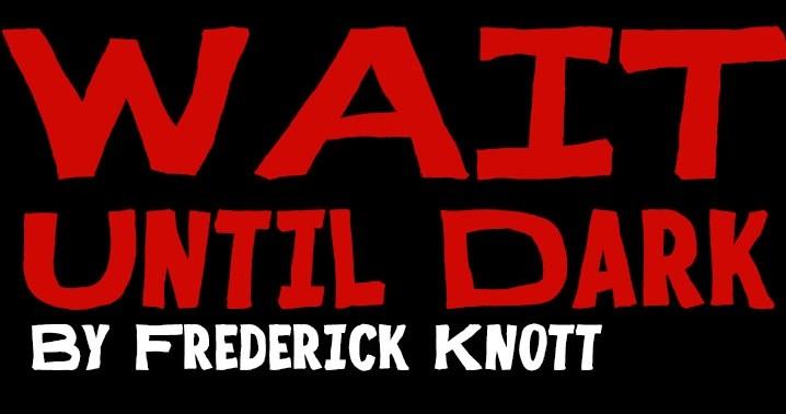 'Wait Until Dark' premieres Oct. 24
