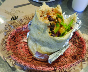 Chipotle vs. Qdoba: Best burrito battle