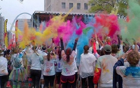 Charitable Color Run returns to St. Louis