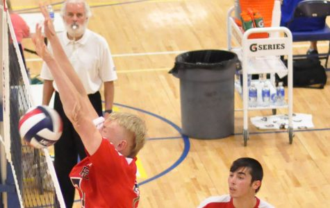 Volleyball clinches spot in Final Four