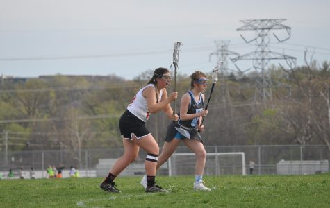 Lacrosse utilizes two teams to build program for future