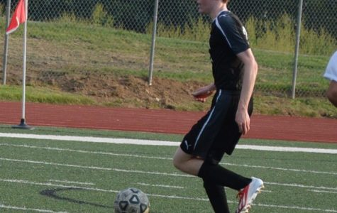 Soccer player gains recognition  for defensive efforts on field
