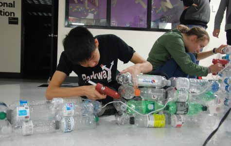 Environmental club fights to end plastic bottle usage