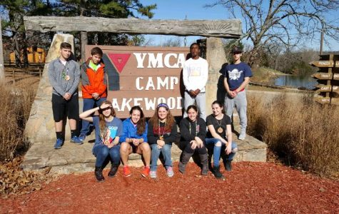 Leaders Experience Sixth Grade Camp