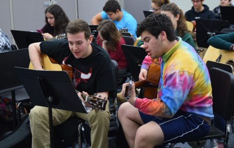 Strumming for Success