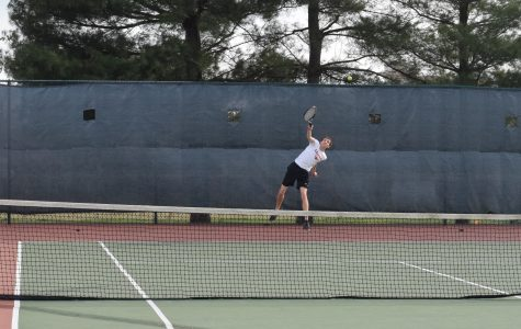 Tennis Players Grow with Practice, Teamwork