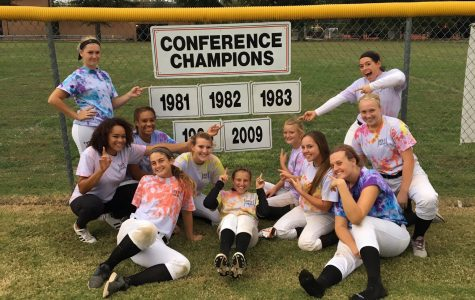 Softball Team Achieves Conference Title