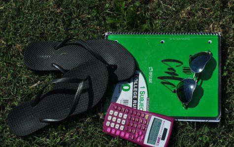 Summer homework stresses students before year begins