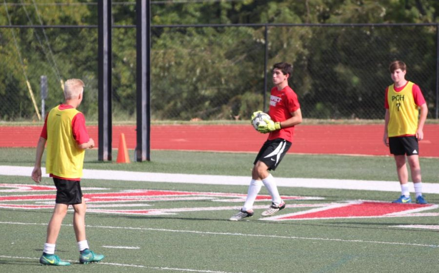 Varsity boys soccer beats West, Ladue, FZS on journey to 2017 state tournament (VIDEO)
