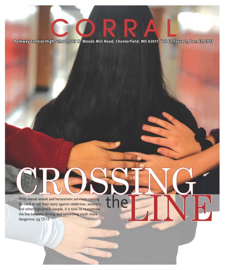 Crossing+The+Line%3A+Sexual+Harassment+in+School