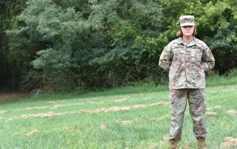 Senior Enlists In Army Through Split Training Program